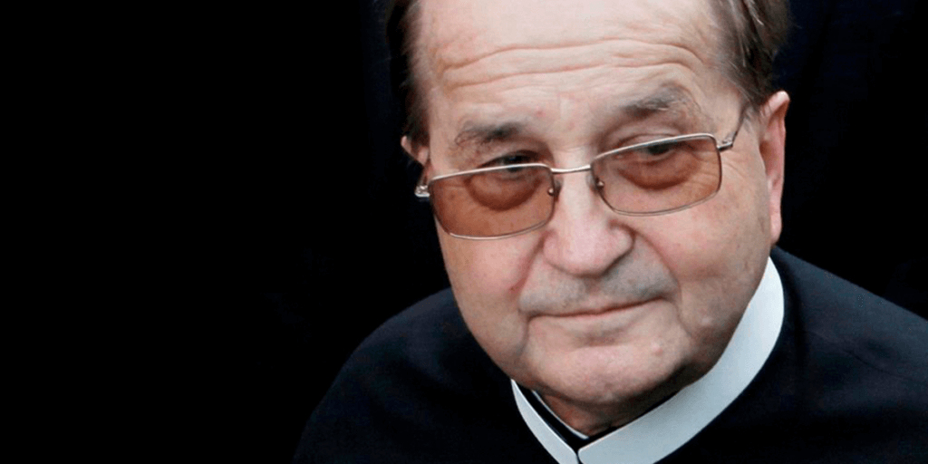 Father Tadeusz Rydzyk, chairman of Radio Maryja (AP Photo/Czarek Sokolowski, File)